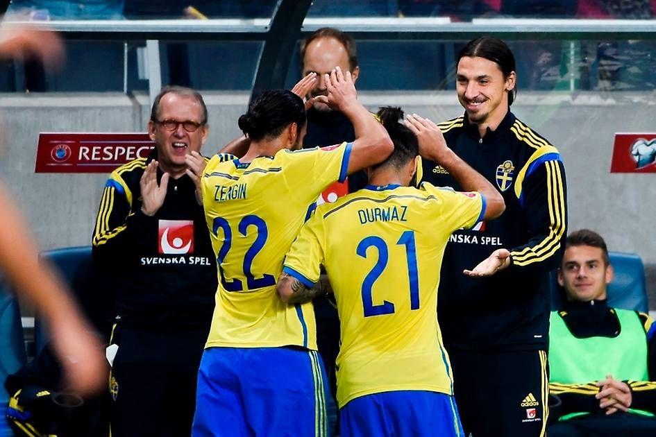 GP:s betyg på de svenska spelarna - Fotboll - Göteborgs-Posten