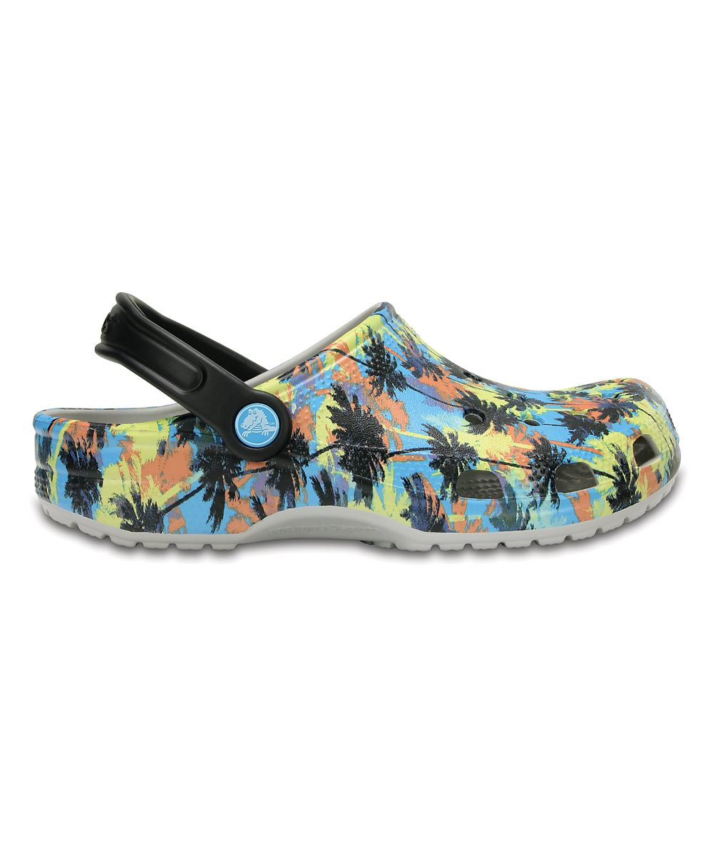 Pearl White Classic Tropical Clog Unisex Clogs