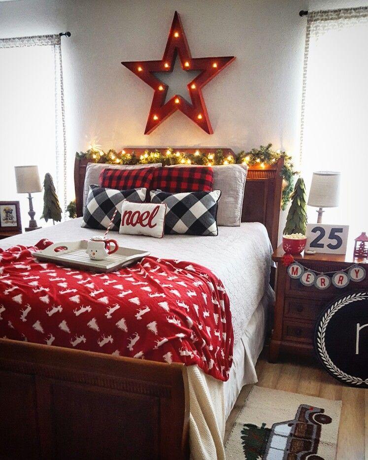 Best Master Bedroom Christmas Decir Rustic Master Bedroom 400 x 300