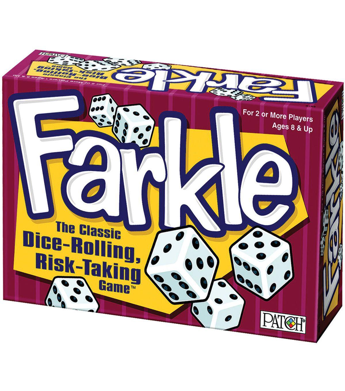 Farkle Game JOANN Games box, Family game night, Family