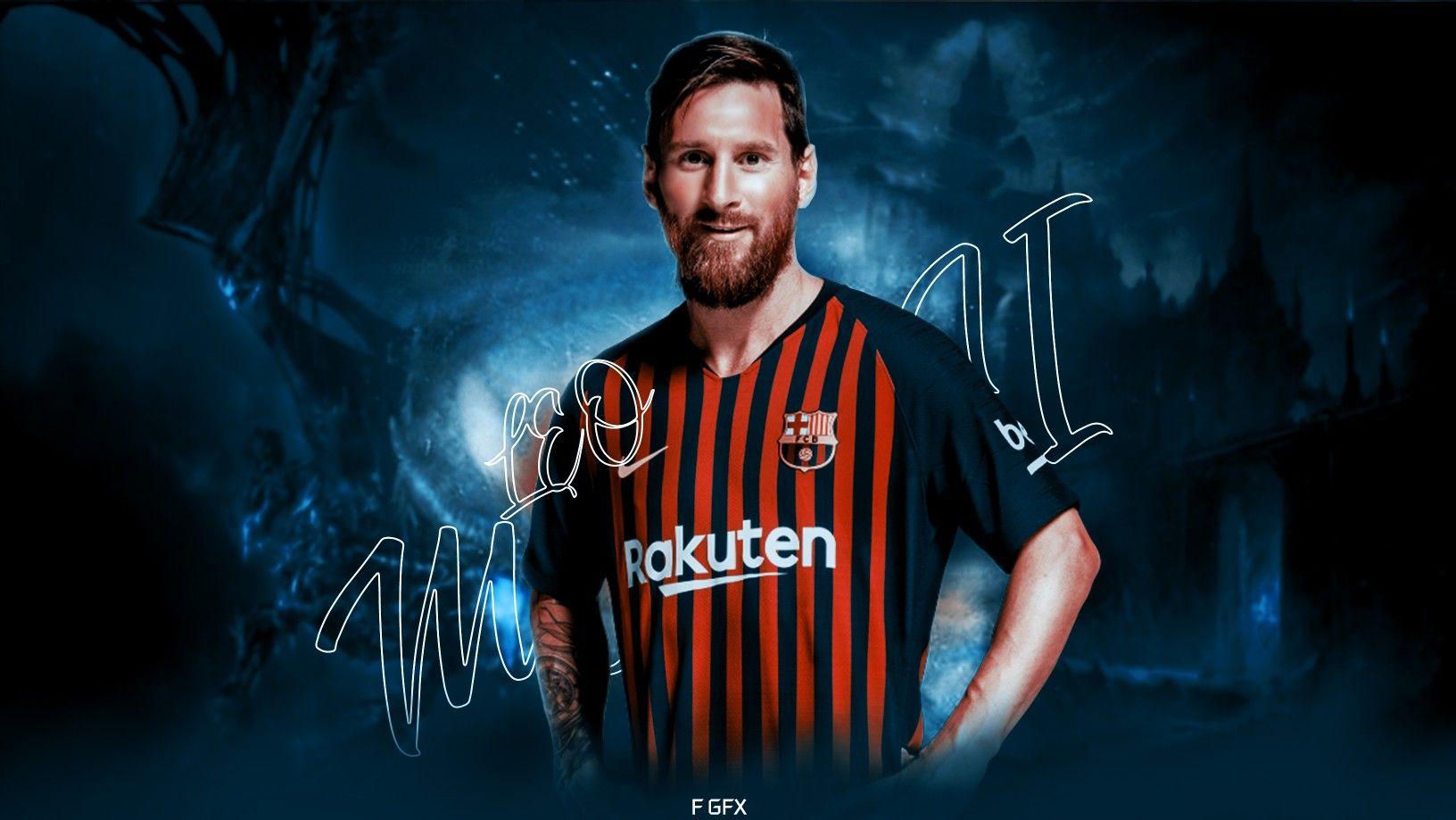 Messi Wallpaper Pc