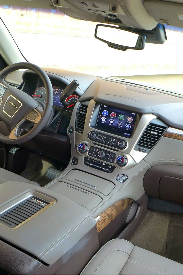 The Luxurious Interior Of Our October 2015 Car Of The Month The