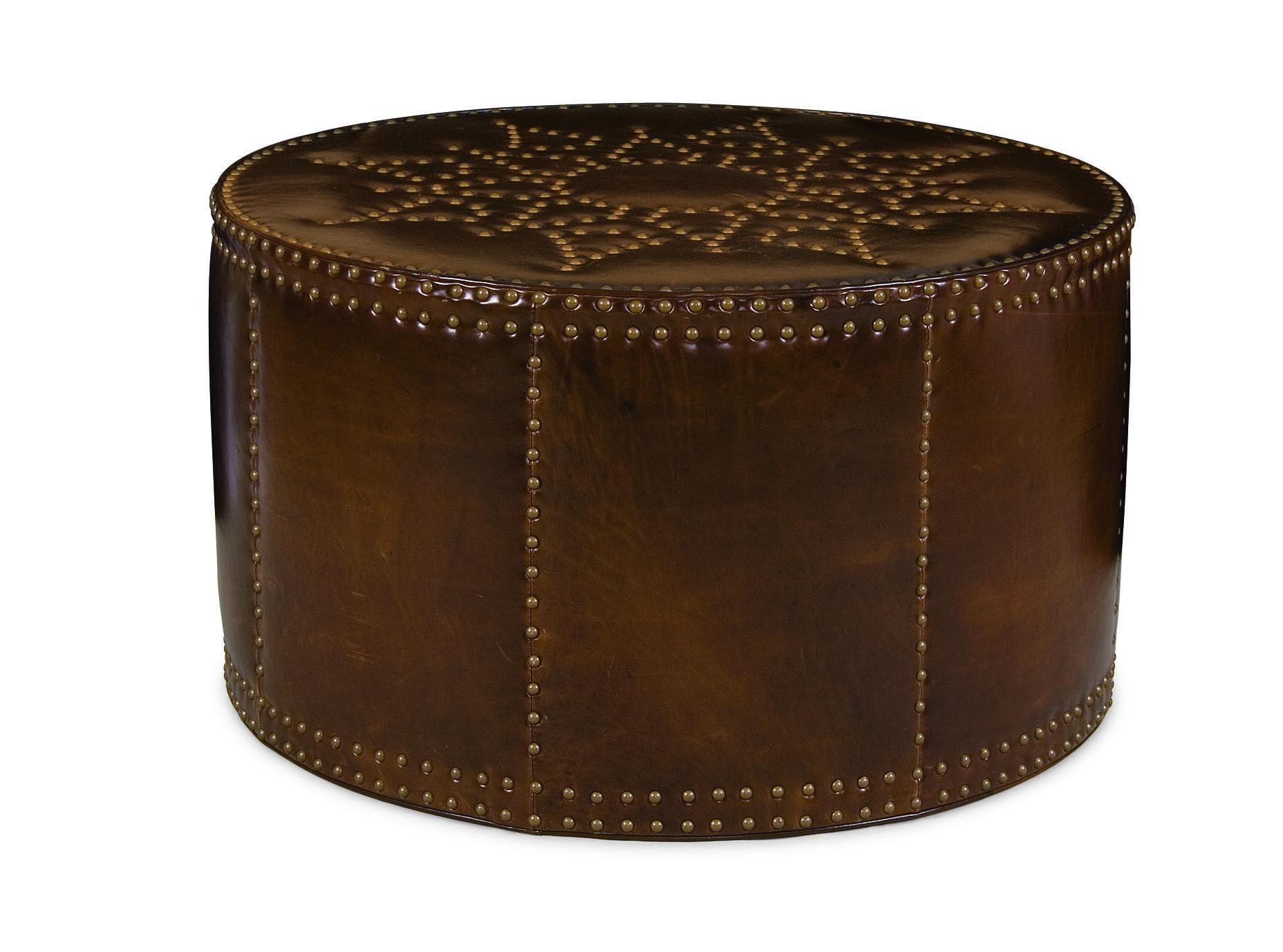 Lee drum ottoman Ottoman, Ottoman stool, Lee industries