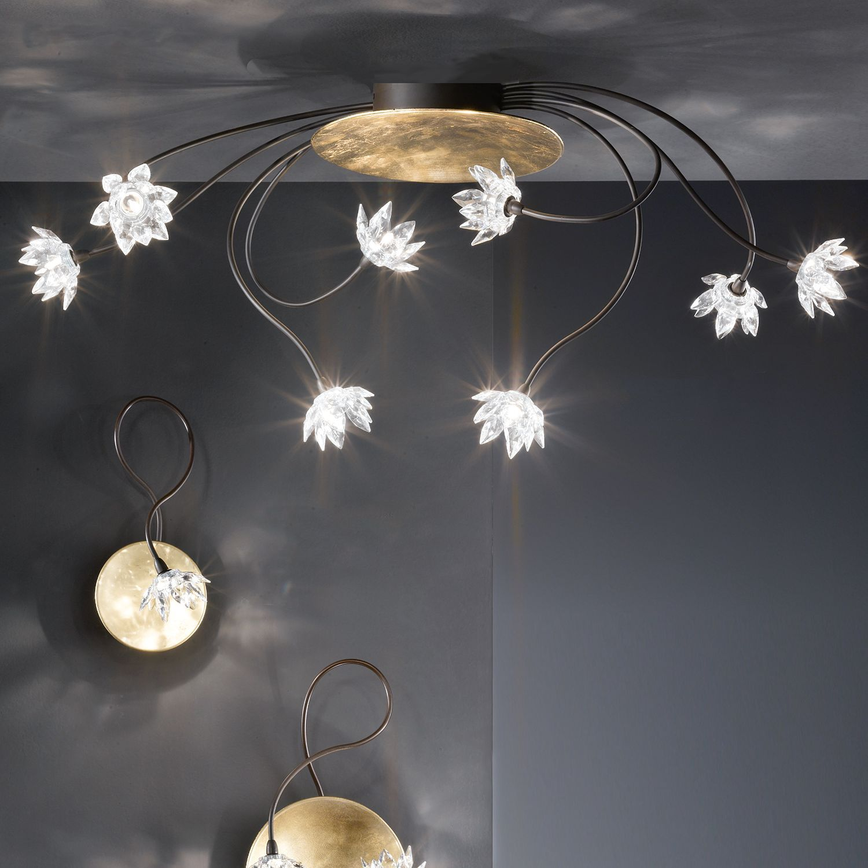 moderne led deckenlampen   led deckenleuchte rund 60 cm   led lampen günstig online kaufen ...