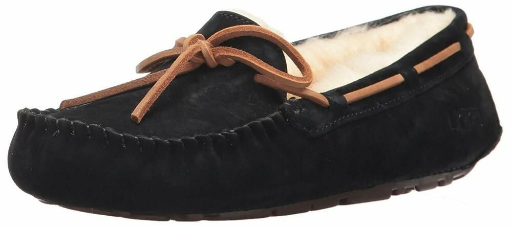 fa8d7de770f eBay Advertisement) UGG Women's Dakota, Black, Size 5.0 | Slippers ...