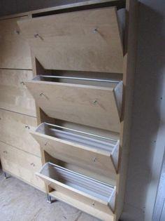 Een schoenenkast zelf maken als beste oplossing diy entryway pinterest schoenenkast - Ideeen van binnenkomst ...