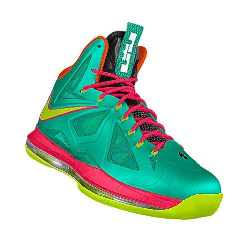 Lebron X Nike ID