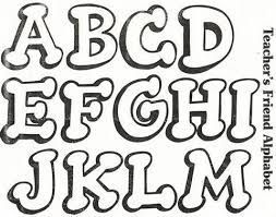 Abecedario En Diferentes Letras