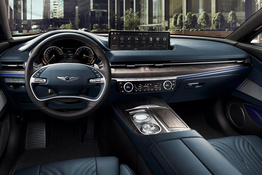 2021 Genesis G80 Control Panel Photo in 2020 Awd cars