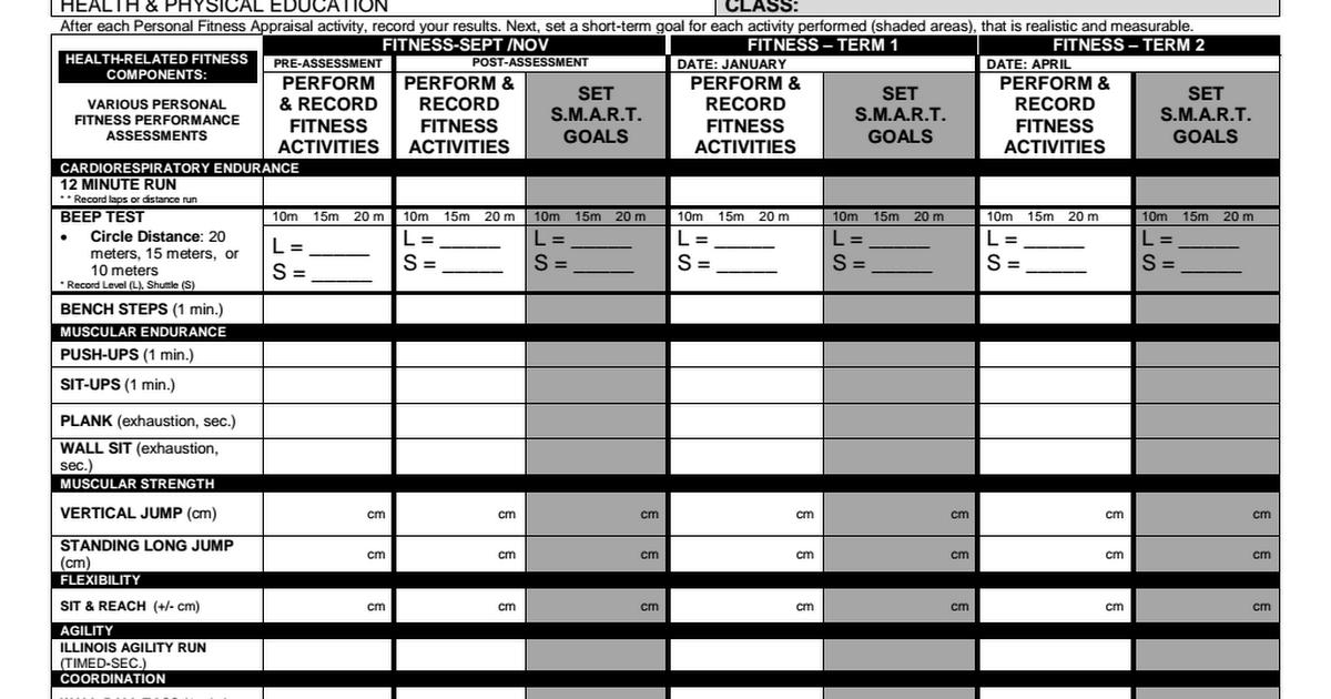 Grade 45678 Personal Fitness Recording Sheet.pdf