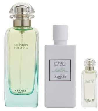 Hermes Un Jardin Sur Le Nil Eau De Toilette Set Perfume
