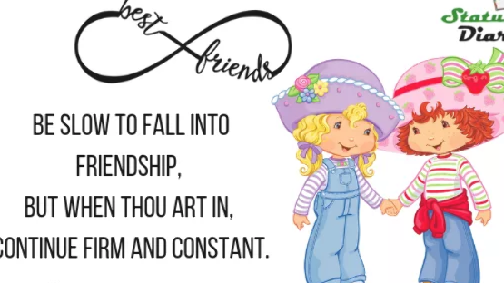 Pin On Friendship Day Quotes