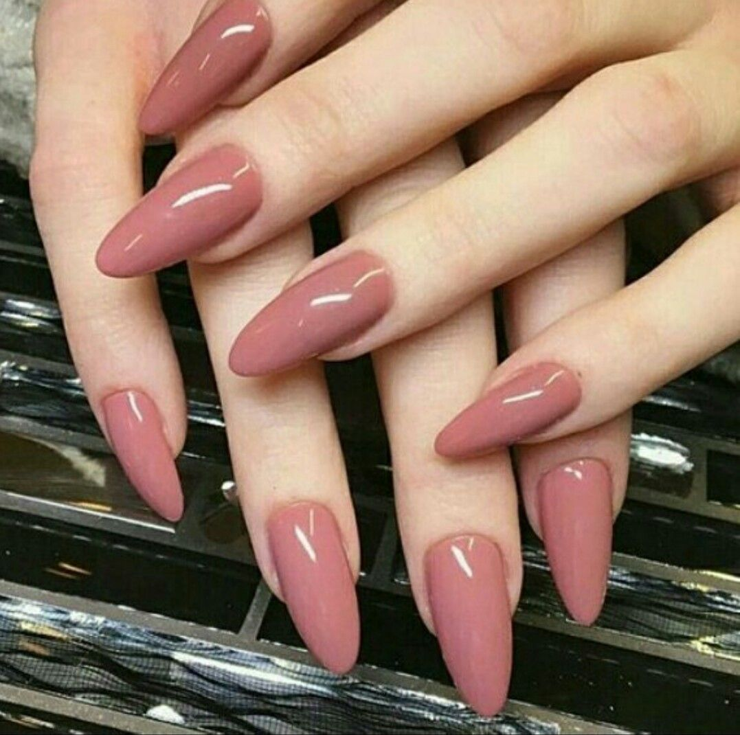 Pin by Unik Elegance on Nail It | Pinterest | Mauve, Makeup and Pedi