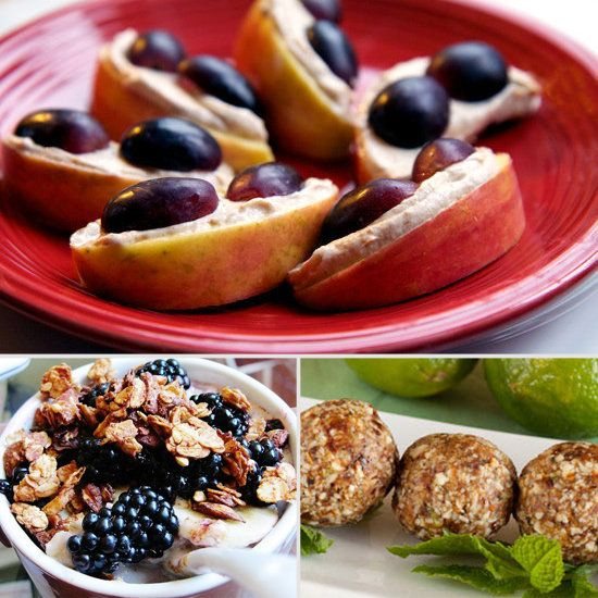 8 snacks to go NUTS over