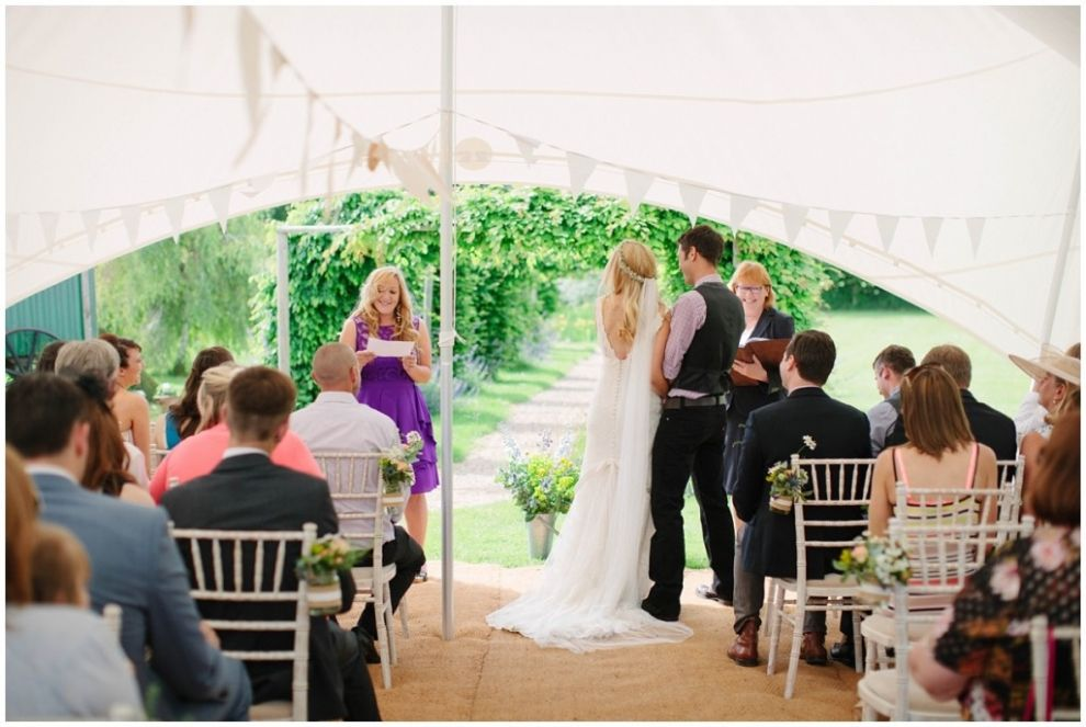 Upper Parsonage Farm Wedding