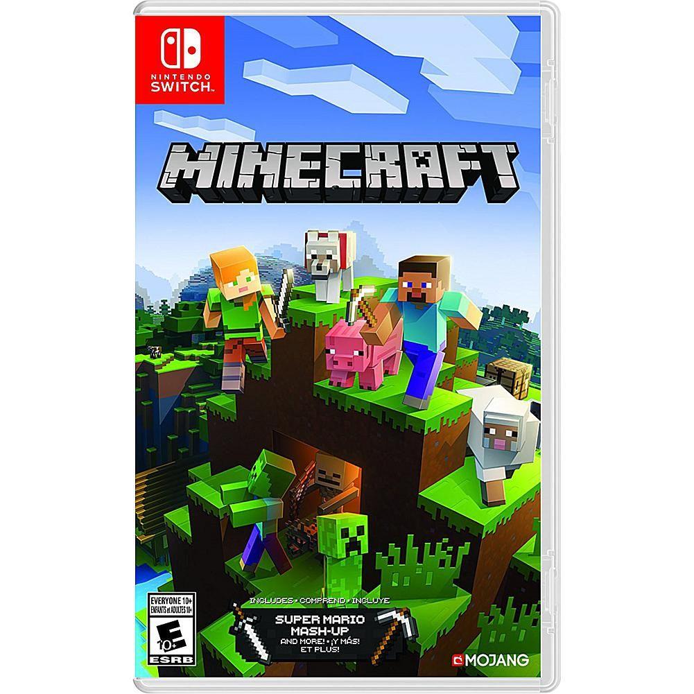 "Minecraft"" Game for Nintendo Switch - 12  HSN  Nintendo"