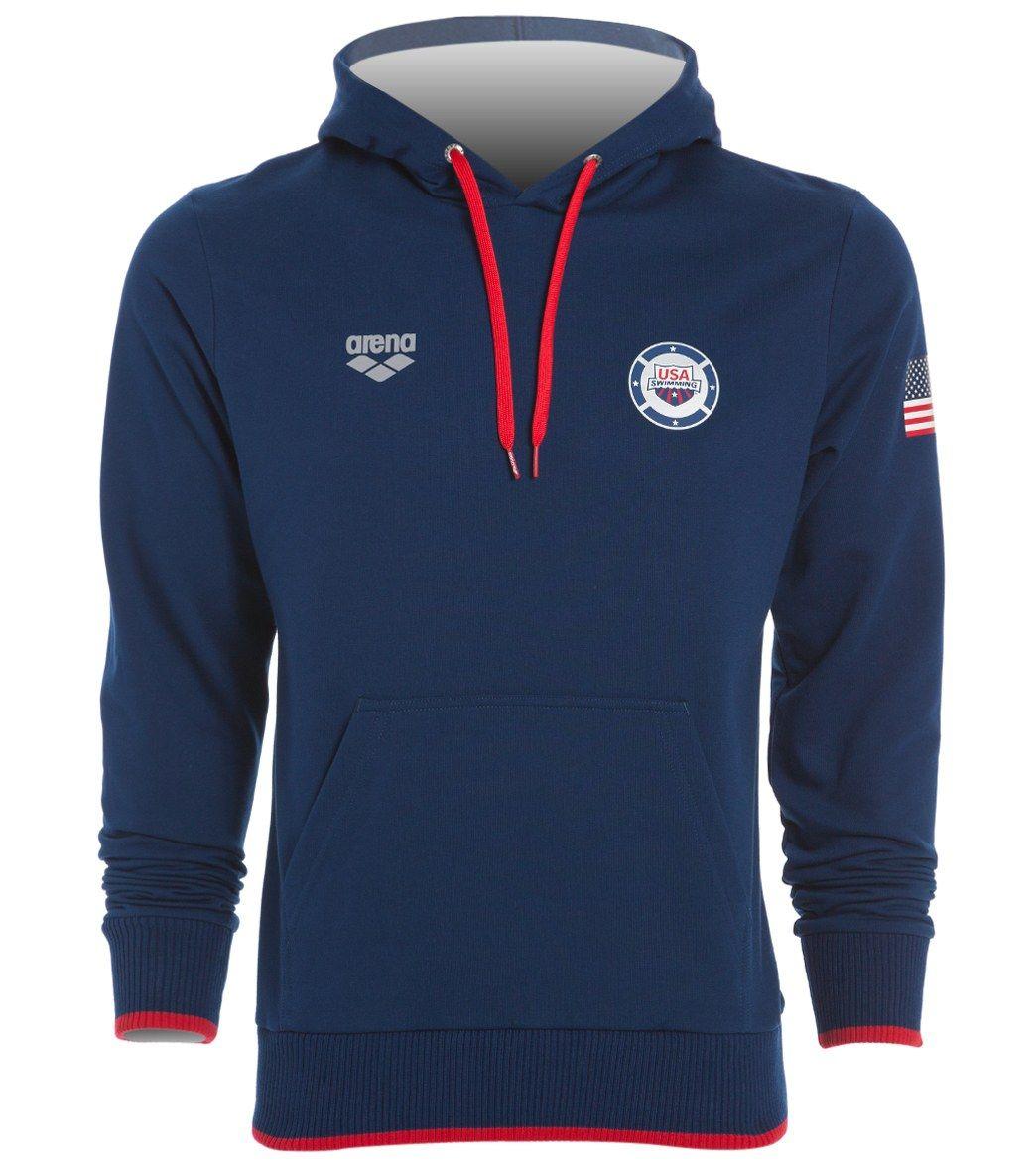 Arena USA Swimming Hooded Sweatshirt at The