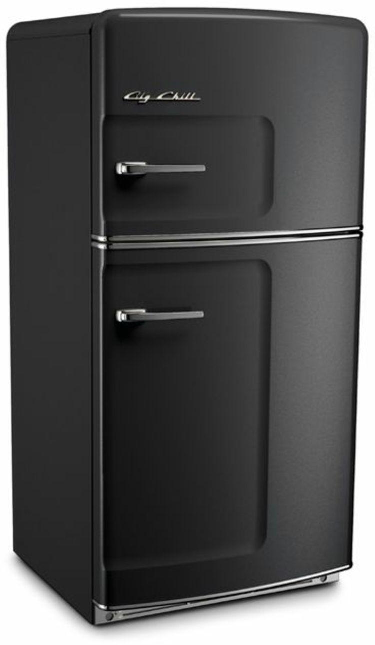 Retro Kühlschränke liegen voll im Trend | Küche 2019 ...