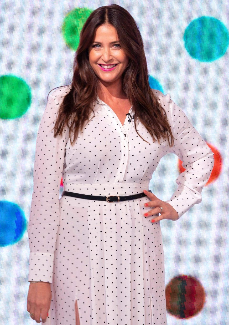 Lisa Snowdon: Lisa Snowdon goes totally naked for sexy mirror selfie from holiday in the Maldives.  L...