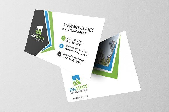 Real Estate Business Card Templates Real Estate Or Mortgage - Real estate business cards templates free