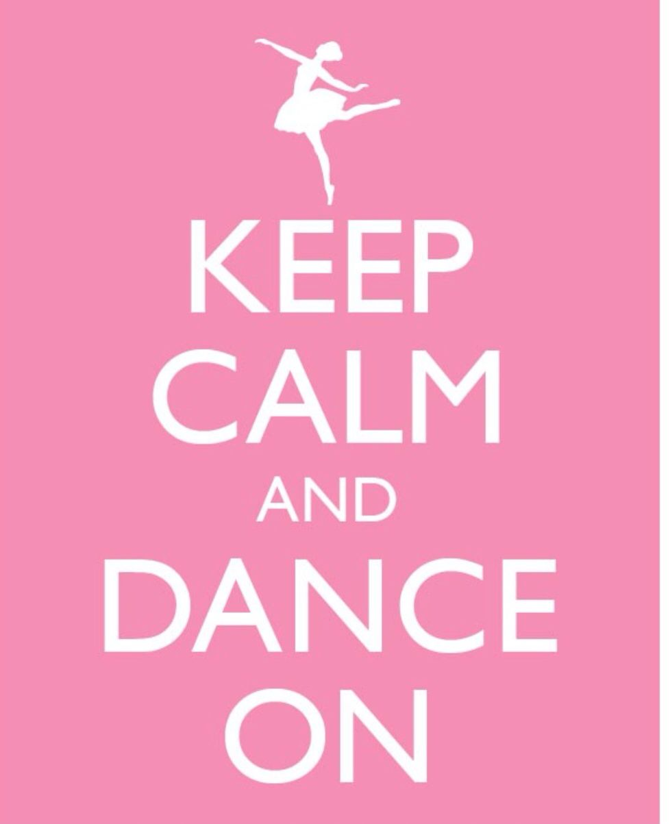 Dance is awesome!!!
