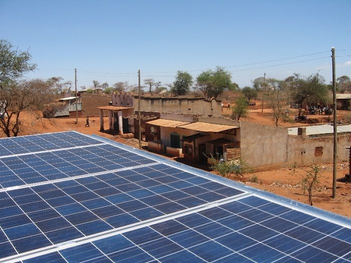 Another 40mw Solar Power Plant In Kenya To Be Constructed Solar Power Plant Solar Solar Power