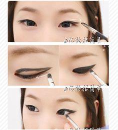 Asian makeup eyes buscar con google geisha pinterest makeup ccuart Images
