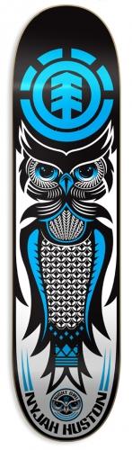 Nyjah Huston's signature Night owl model from Element.