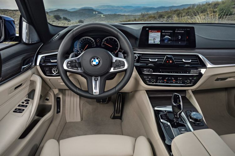 Videos 2017 Bmw 5 Series Touring Design And Driving Scenes