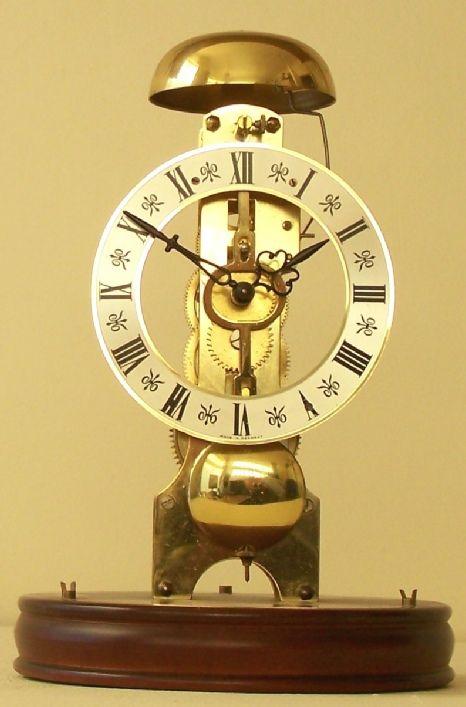 Mels Skeleton Clocks