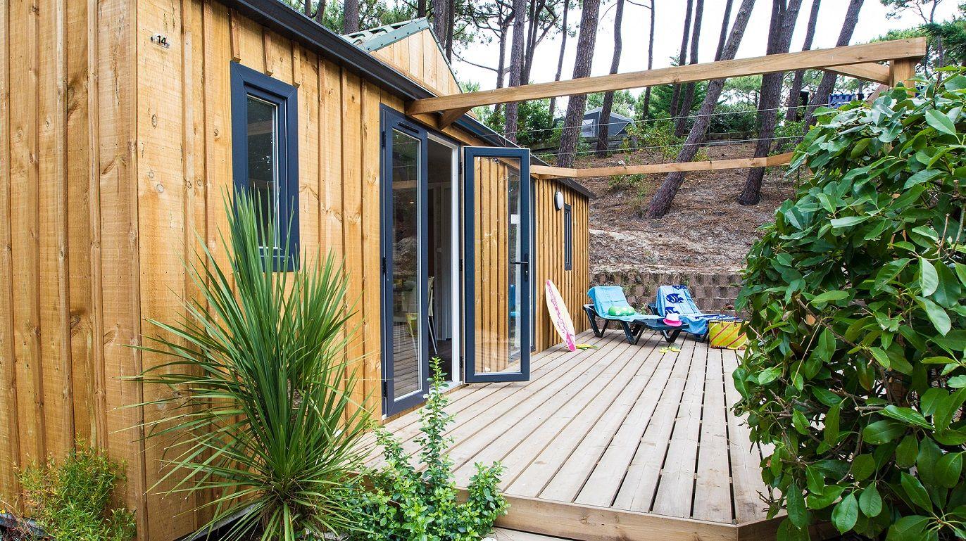 rental mobile homes france arcachon basin camping panorama du pyla atlantic coast camping. Black Bedroom Furniture Sets. Home Design Ideas