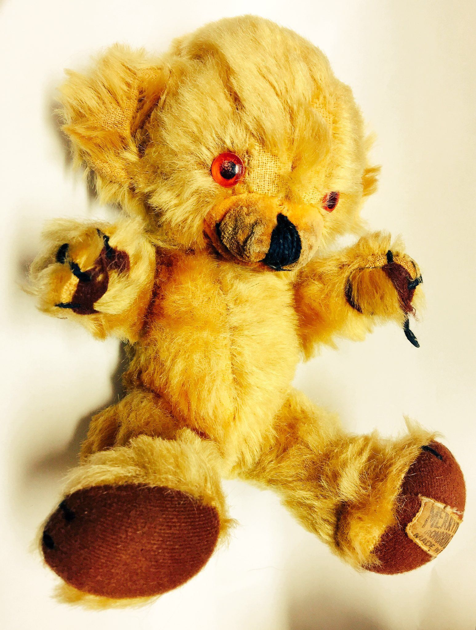 Antique Vintage Teddy Bear Cheeky Bears Merrythought