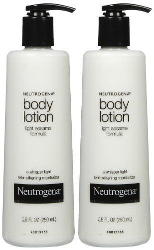 Neutrogena Body Lotion Light Sesame Formula 85 Ounce Pack Of 2 Continue To The Product At The Image Link Note Amazon Affiliate Skin Care Lotion Neutrogena