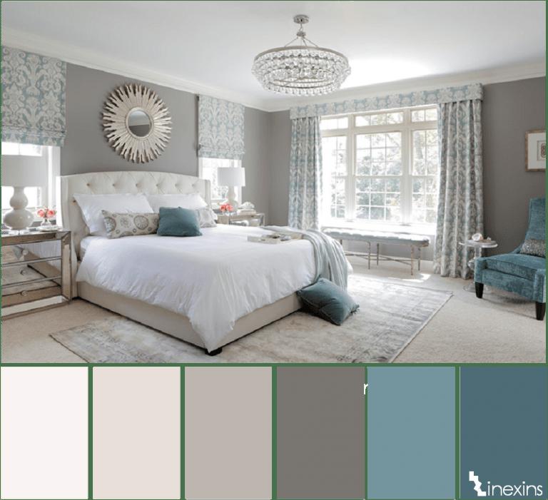 Guía Para Elegir La Mejor Paleta De Colores En Decoración Viste Decora Tu Casa Interiores De Casa Paletas De Colores Para Dormitorio Colores Para Dormitorio