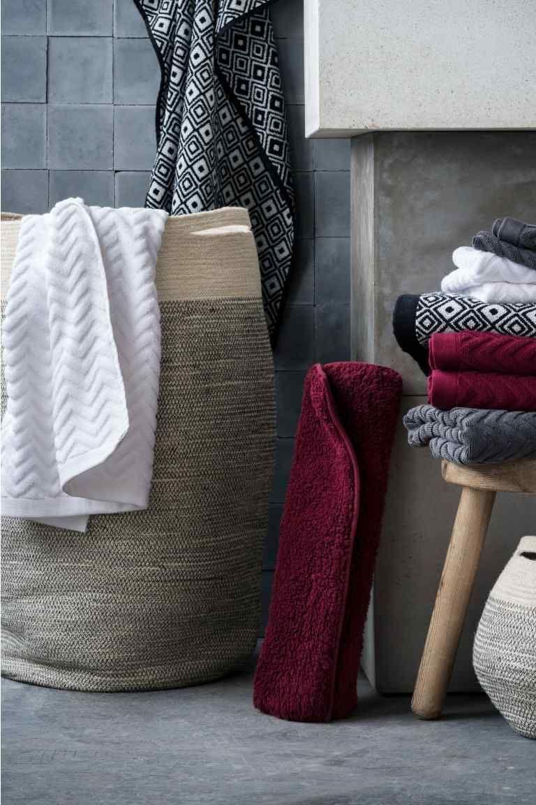 Grayson silver gray jacquard fabric cloth bathroom bath shower curtain - Grayson Silver Gray Jacquard Fabric Cloth Bathroom Bath Shower Curtain 39