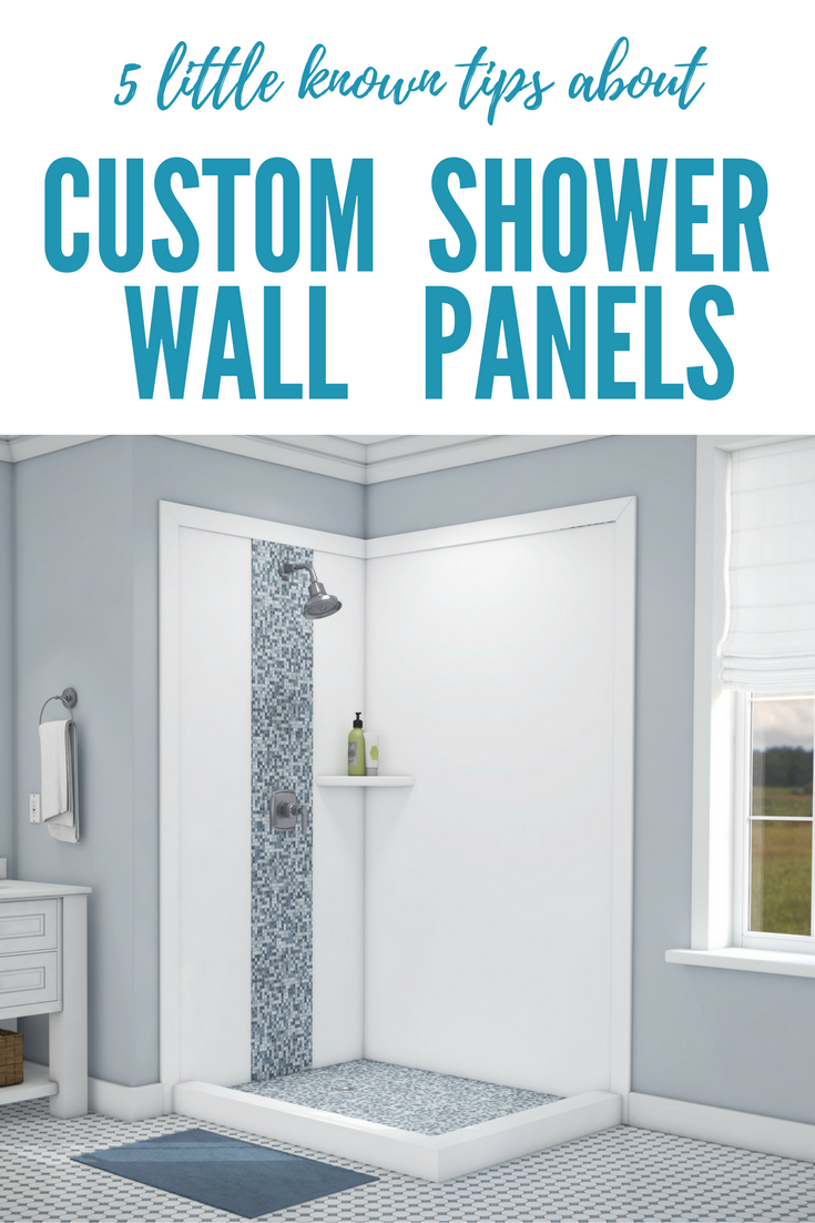5 Little Known Tips About Custom Shower Wall Panels | Bathroom ...