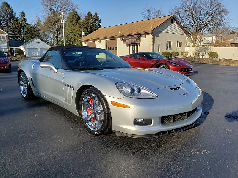 2013 Corvette Convertible for sale Pennsylvania 2013