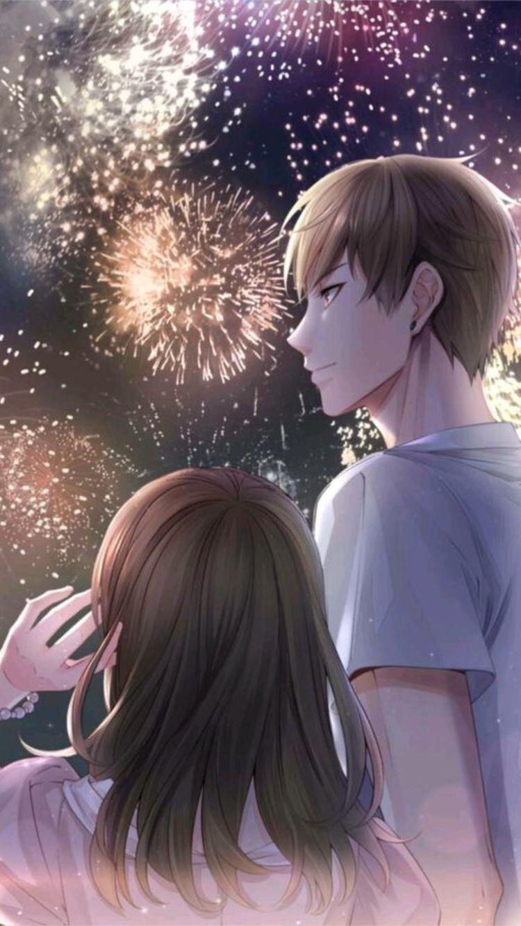 Pin von EmyXx Rose auf Anime in 2020 Anime liebespaar