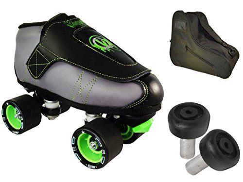 Jam Roller Skates - Vanilla Jr Altitude Quad Speed Roller Jam Skates 3 Pc Bundle with Skate Bag  Toe Stops Mens 11 * Click image to review more details.