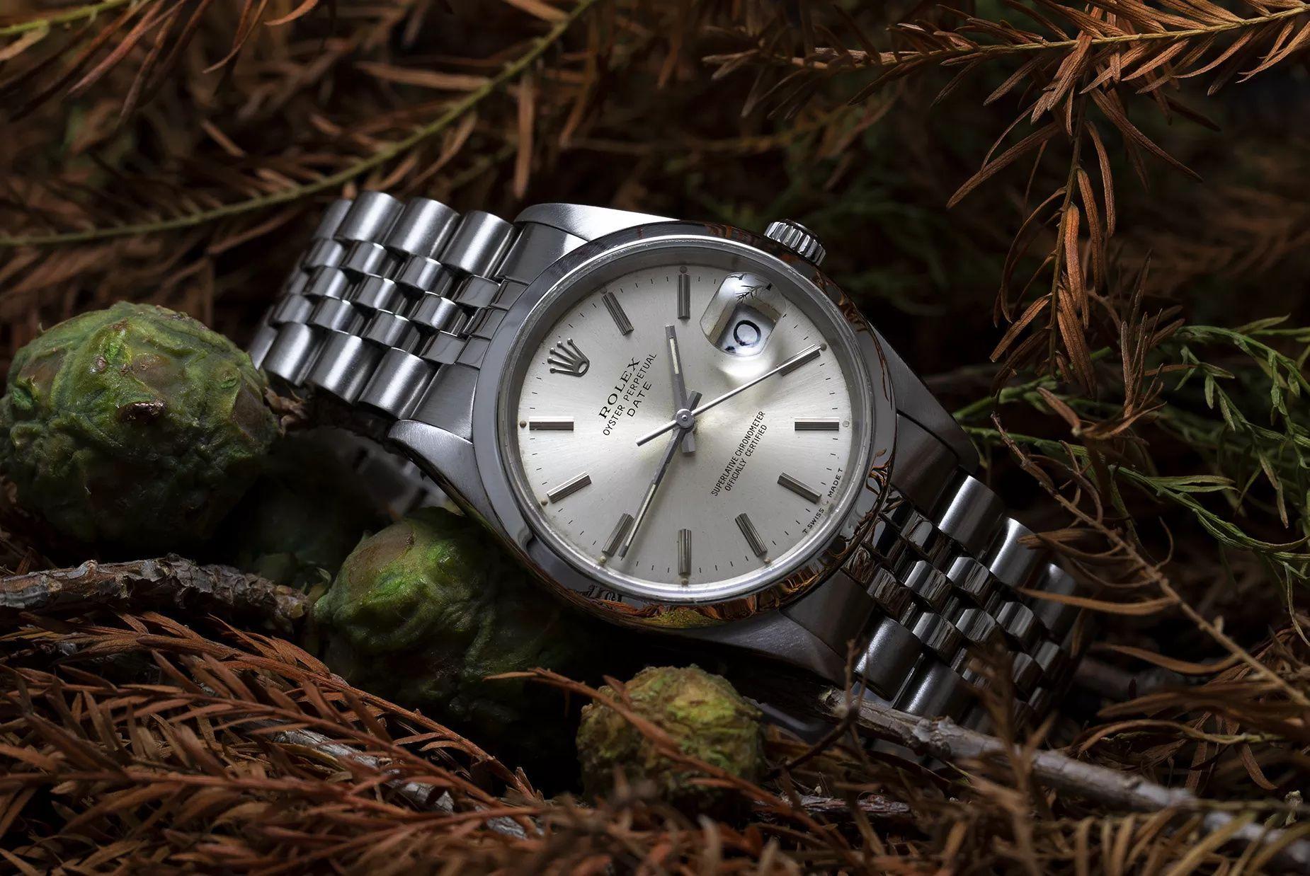 Rolex Date ref. 15200 - Spiegelgracht Juweliers #rolexwatches