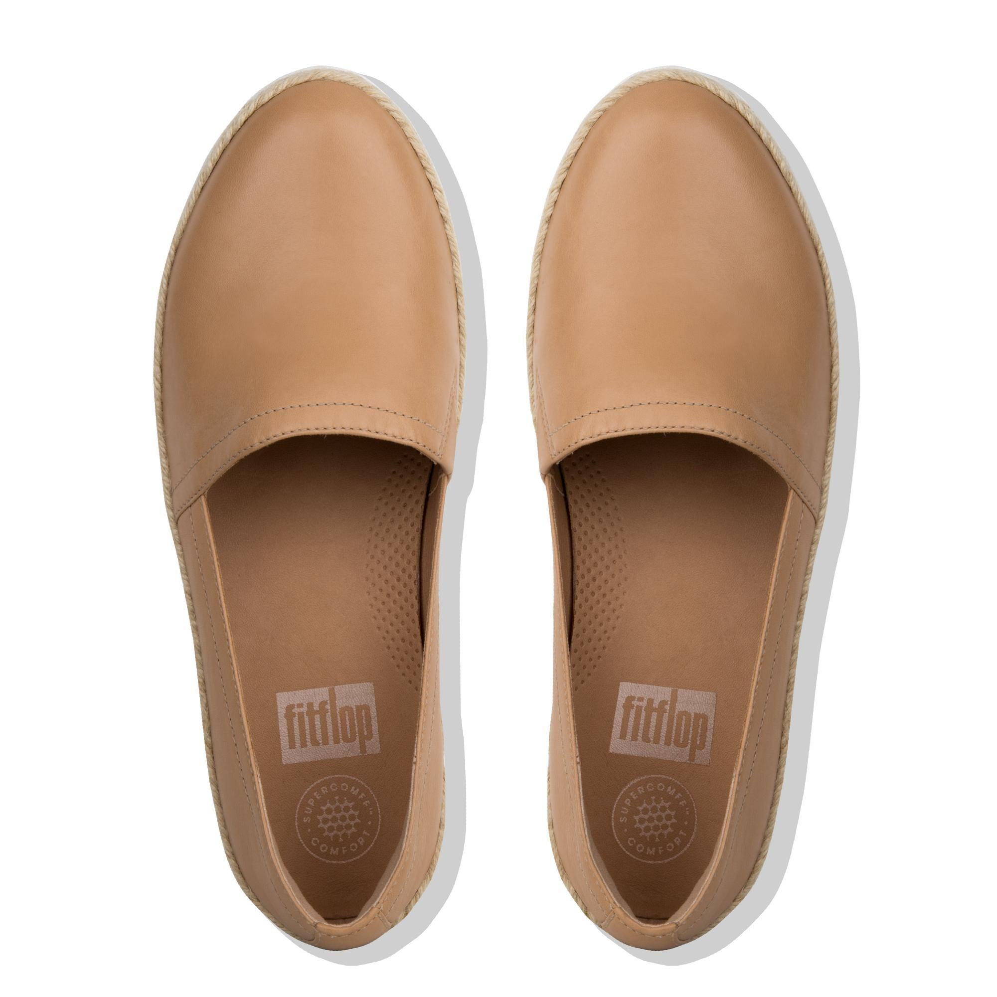 04043ea003b Women s Casa Leather Nude Fitflop