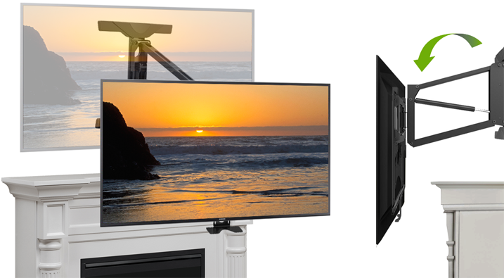 Read my review of the Tranquil Pull Down TV Wall Mount httpwww