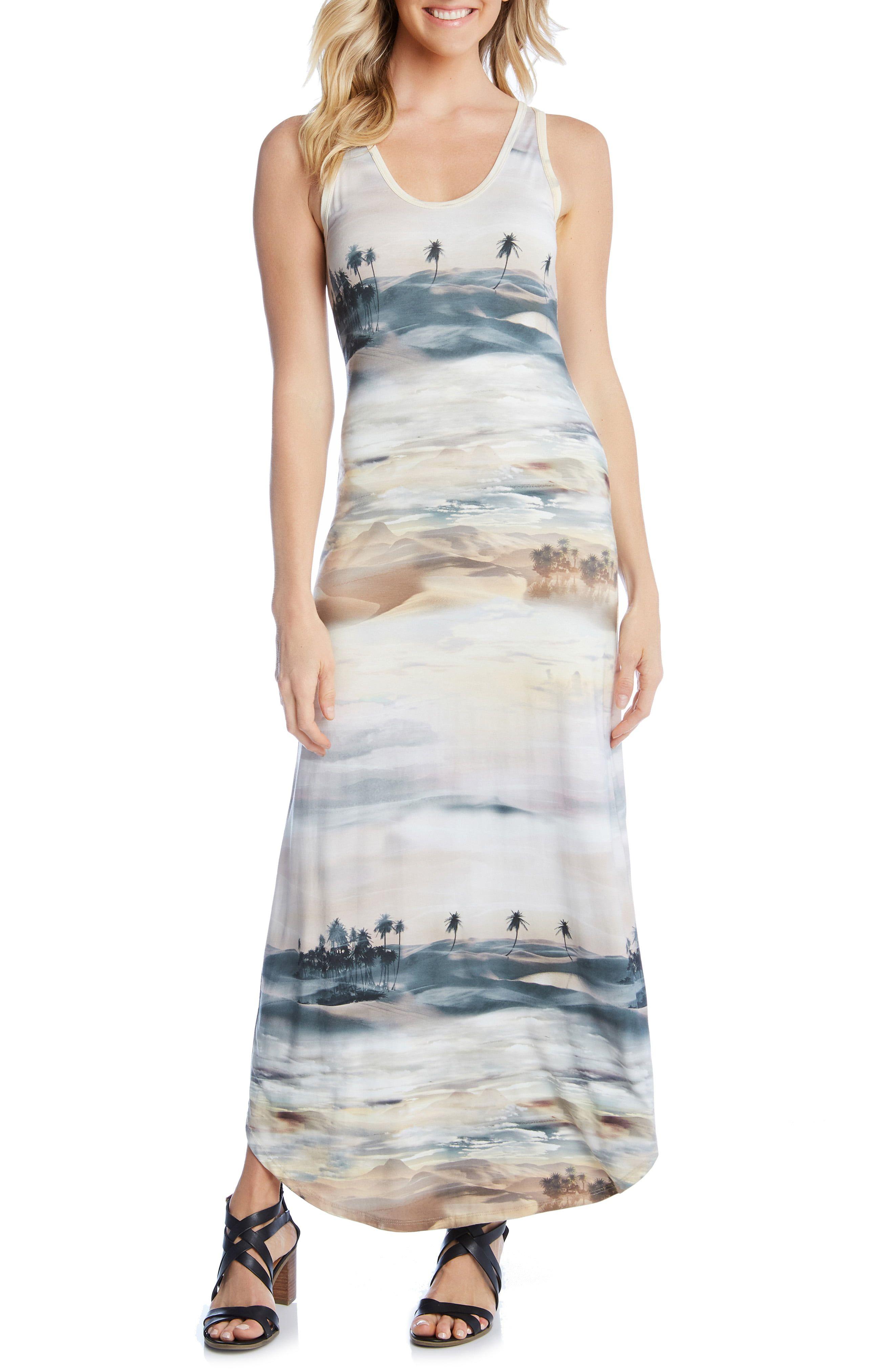 Karen Kane Dresses Palm Tree Print Maxi Dress Karen Kane Dresses Printed Maxi Dress Cutout Maxi Dress Maxi Knit Dress [ 4048 x 2640 Pixel ]