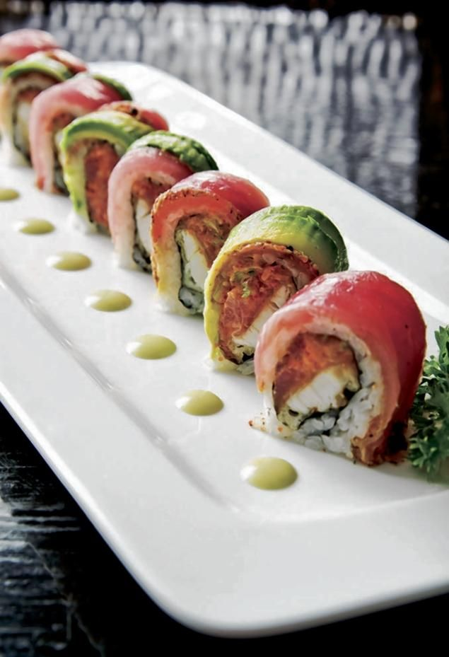 Astoria Chef Puts Your Spin On Sushi