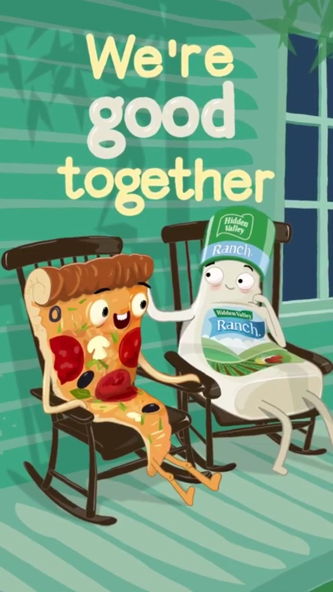 We Go Together Perfectly Dibs On Being The Ranch Just Like Our Cartons Of Ranch In The Basement Cute Puns Funny Puns Funny Food Puns
