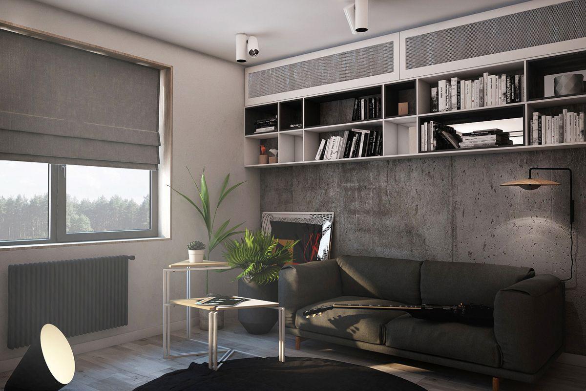 4 small studio interior designs that give little places a lift rh pinterest com