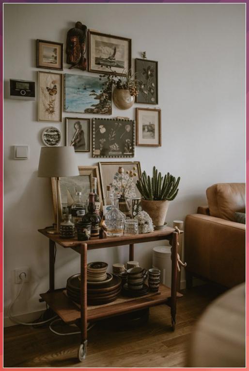 Photo of Travel home: Bohemian living room · Happy Interior Blog – home decor – My Blog …