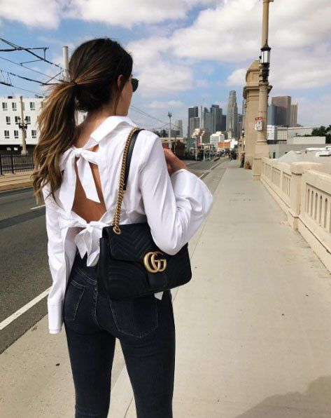 cfa4589cd A Gucci Marmont Bag | On The Blog | Fashion, Affordable fashion ...