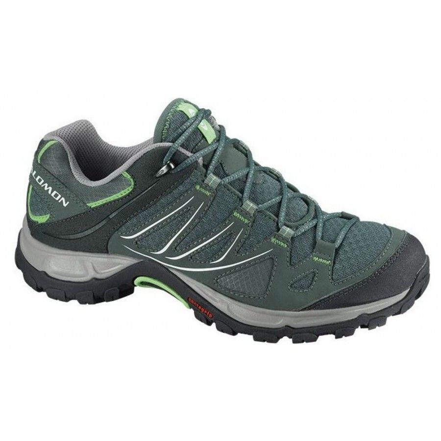 salomon ellipse aero trail shoes (for women) hombre