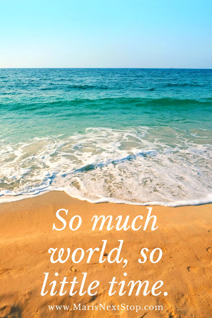 Enjoy these travel quotes that will inspire your next vacation. #travelquotes #wanderlust #quotesontravel